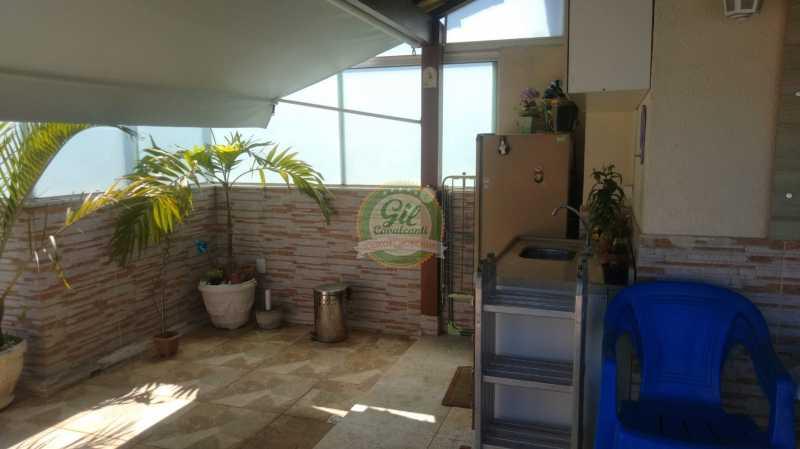 8973a003-064b-4d8b-a431-bdac25 - Cobertura 2 quartos à venda Taquara, Rio de Janeiro - R$ 420.000 - CB0077 - 5