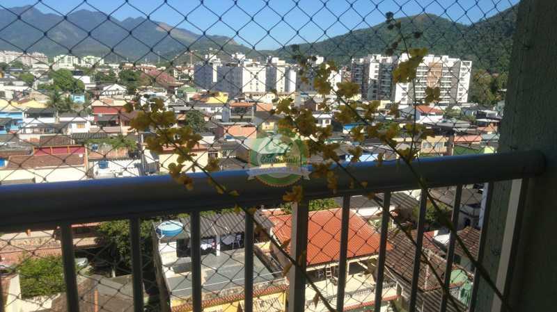 0691588c-c3fa-438d-b1eb-5a6eef - Cobertura 2 quartos à venda Taquara, Rio de Janeiro - R$ 420.000 - CB0077 - 12