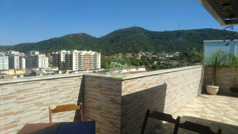 755805ae-62b0-4474-8cce-dc0d19 - Cobertura 2 quartos à venda Taquara, Rio de Janeiro - R$ 420.000 - CB0077 - 6