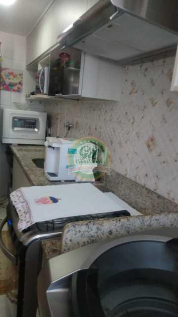 e3550b2f-e6b7-49cd-92d6-63991d - Cobertura 2 quartos à venda Taquara, Rio de Janeiro - R$ 420.000 - CB0077 - 24