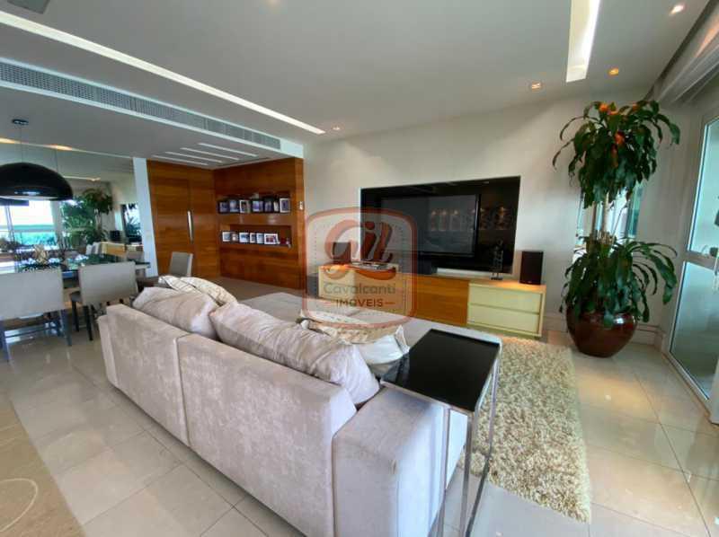 3b3b0a61-fd15-4807-8394-f5a734 - Apartamento 4 quartos à venda Barra da Tijuca, Rio de Janeiro - R$ 2.780.000 - AP2165 - 13