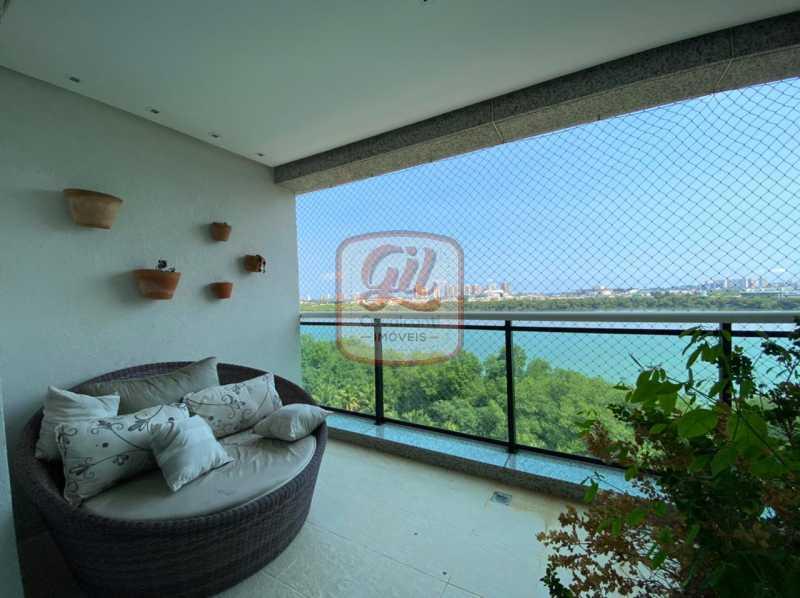 6f712e7b-5f2c-448e-a840-2ae486 - Apartamento 4 quartos à venda Barra da Tijuca, Rio de Janeiro - R$ 2.780.000 - AP2165 - 30