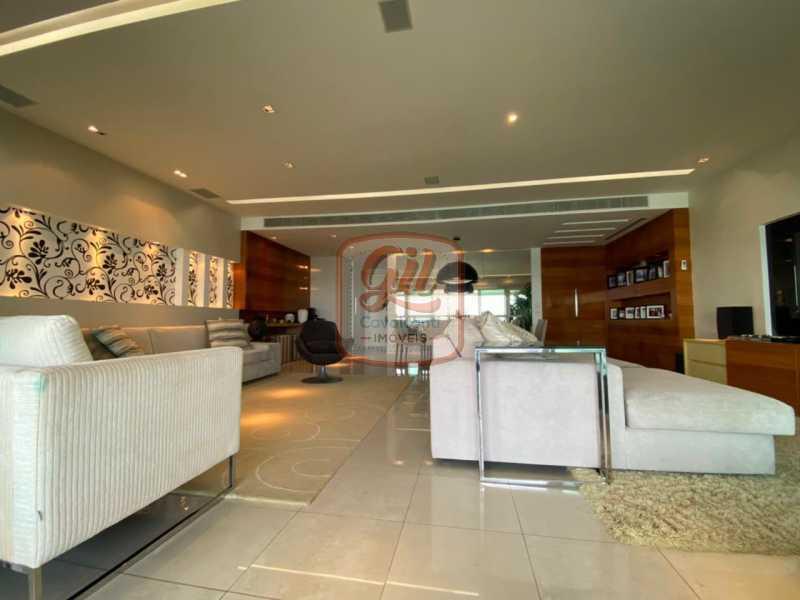 800b2f17-778a-489a-8a21-42d4d8 - Apartamento 4 quartos à venda Barra da Tijuca, Rio de Janeiro - R$ 2.780.000 - AP2165 - 14