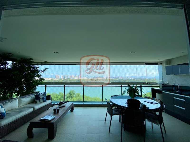 15184e23-2263-4255-8ba4-083ed8 - Apartamento 4 quartos à venda Barra da Tijuca, Rio de Janeiro - R$ 2.780.000 - AP2165 - 8