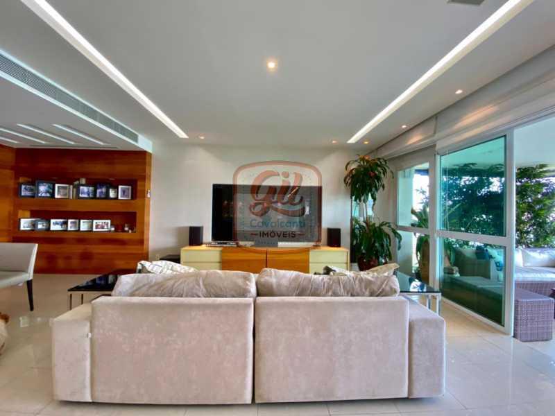 26056d0e-cade-48c2-ae79-46e6da - Apartamento 4 quartos à venda Barra da Tijuca, Rio de Janeiro - R$ 2.780.000 - AP2165 - 11