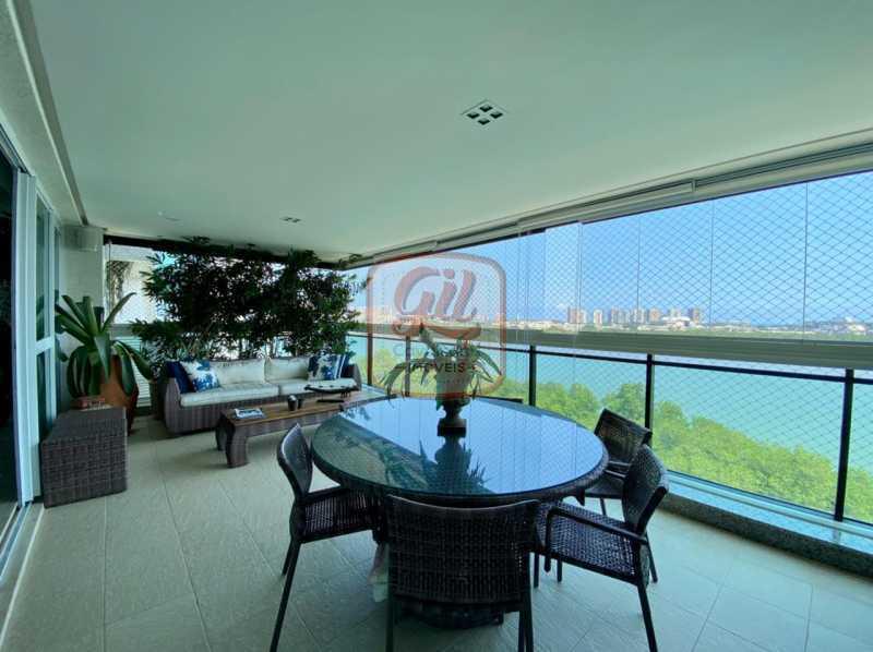 c76a357c-28e8-47c0-9cb9-189538 - Apartamento 4 quartos à venda Barra da Tijuca, Rio de Janeiro - R$ 2.780.000 - AP2165 - 6
