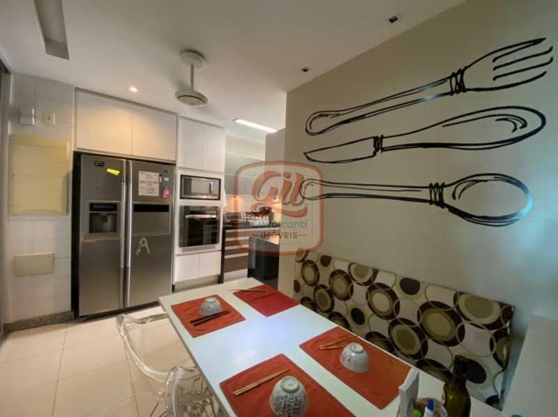 e132179b-5f9d-478f-ba99-73cc30 - Apartamento 4 quartos à venda Barra da Tijuca, Rio de Janeiro - R$ 2.780.000 - AP2165 - 20