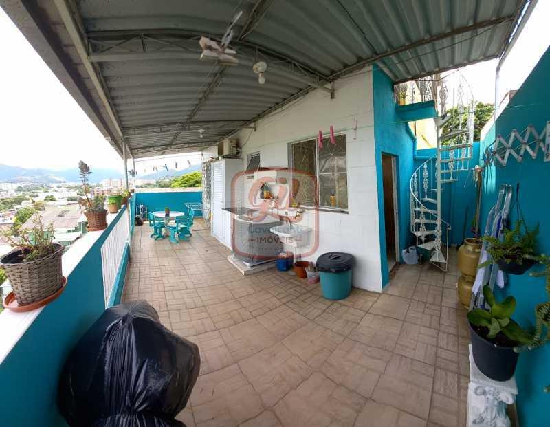WhatsApp Image 2021-03-19 at 2 - Casa de Vila 4 quartos à venda Tanque, Rio de Janeiro - R$ 550.000 - CS2589 - 25