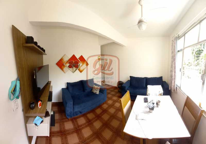 WhatsApp Image 2021-03-19 at 2 - Casa de Vila 4 quartos à venda Tanque, Rio de Janeiro - R$ 550.000 - CS2589 - 13