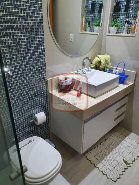 02efc0c7-b555-4330-9af9-532f30 - Casa em Condomínio 3 quartos à venda Gardênia Azul, Rio de Janeiro - R$ 1.050.000 - CS2594 - 20
