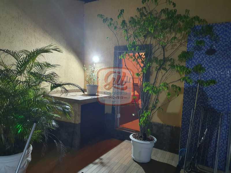 2b3477ca-546d-4451-abee-542718 - Casa em Condomínio 3 quartos à venda Gardênia Azul, Rio de Janeiro - R$ 1.050.000 - CS2594 - 30