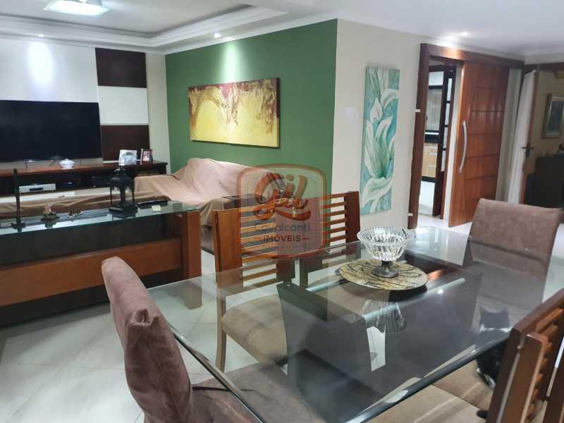 3dd5f63e-1c3f-40f3-9f7f-f5663e - Casa em Condomínio 3 quartos à venda Gardênia Azul, Rio de Janeiro - R$ 1.050.000 - CS2594 - 3