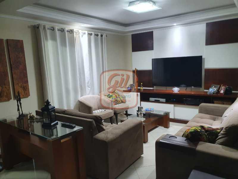 3e25c285-32d9-4d16-953e-37deb5 - Casa em Condomínio 3 quartos à venda Gardênia Azul, Rio de Janeiro - R$ 1.050.000 - CS2594 - 5