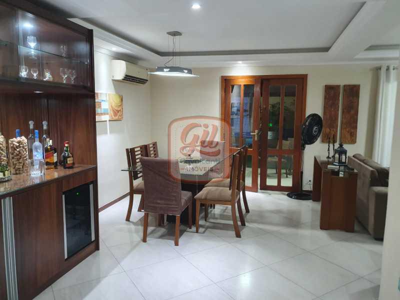 0022e645-4358-4827-a175-b66003 - Casa em Condomínio 3 quartos à venda Gardênia Azul, Rio de Janeiro - R$ 1.050.000 - CS2594 - 1