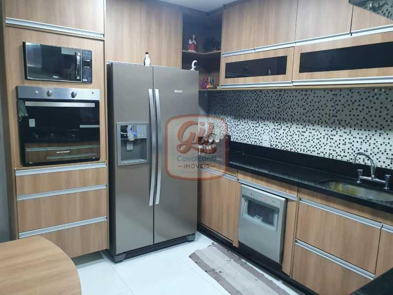 6905e769-9e65-44e3-8138-843907 - Casa em Condomínio 3 quartos à venda Gardênia Azul, Rio de Janeiro - R$ 1.050.000 - CS2594 - 9