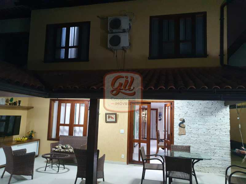 65137d53-4590-4ae2-8dc0-ccb1a7 - Casa em Condomínio 3 quartos à venda Gardênia Azul, Rio de Janeiro - R$ 1.050.000 - CS2594 - 31