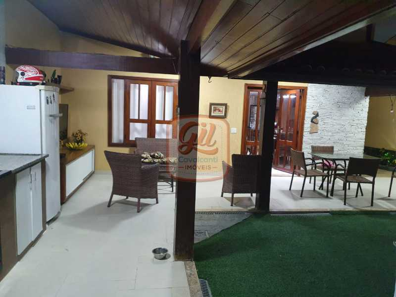b27acc07-2bcc-4bf9-9e4a-b2c346 - Casa em Condomínio 3 quartos à venda Gardênia Azul, Rio de Janeiro - R$ 1.050.000 - CS2594 - 24