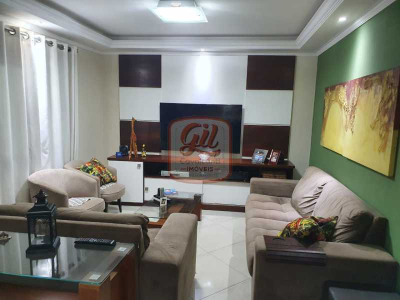 f8155059-4e36-4e00-842e-3c1418 - Casa em Condomínio 3 quartos à venda Gardênia Azul, Rio de Janeiro - R$ 1.050.000 - CS2594 - 4