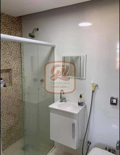 9a789012-6d50-4022-9db6-2ac243 - Cobertura 2 quartos à venda Cachambi, Rio de Janeiro - R$ 700.000 - CB0247 - 11