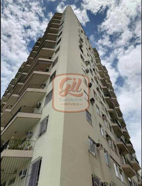 15e9b870-9250-4d27-97c8-564a75 - Cobertura 2 quartos à venda Cachambi, Rio de Janeiro - R$ 700.000 - CB0247 - 1