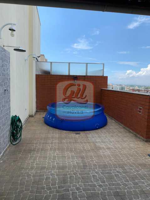 93aa7dbc-8e27-45e2-b54b-c77a11 - Cobertura 2 quartos à venda Cachambi, Rio de Janeiro - R$ 700.000 - CB0247 - 24
