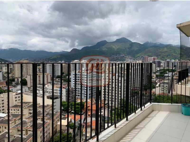 98df9a76-0d8f-42ca-b54b-98c437 - Cobertura 2 quartos à venda Cachambi, Rio de Janeiro - R$ 700.000 - CB0247 - 7