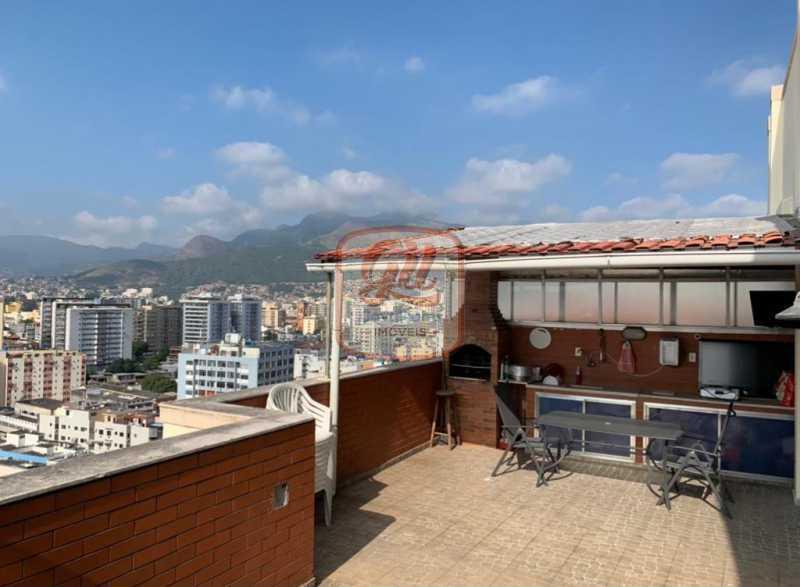 fa1498a5-de29-438a-a081-2a20f3 - Cobertura 2 quartos à venda Cachambi, Rio de Janeiro - R$ 700.000 - CB0247 - 25