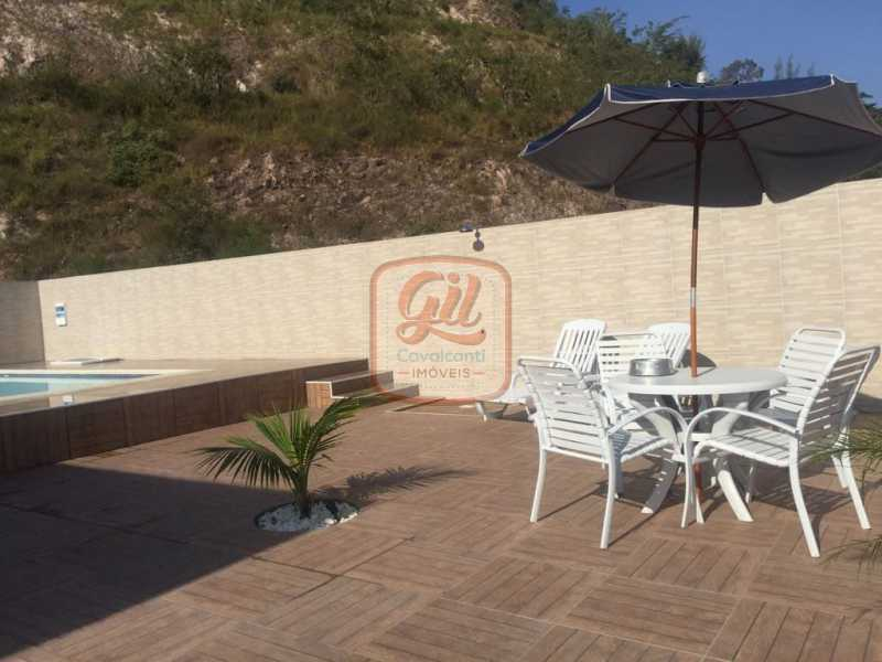 WhatsApp Image 2021-01-06 at 1 - Casa em Condomínio 4 quartos à venda Pechincha, Rio de Janeiro - R$ 1.080.000 - CS2599 - 28