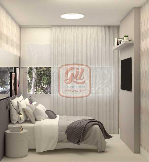 ap2172QUARTO 04 - Apartamento 2 quartos à venda Copacabana, Rio de Janeiro - R$ 849.000 - AP2172 - 20