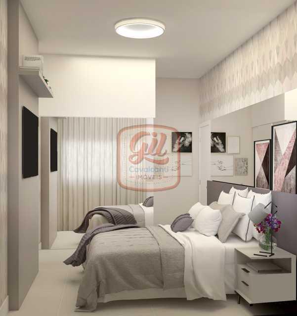 ap2172QUARTO 05 - Apartamento 2 quartos à venda Copacabana, Rio de Janeiro - R$ 849.000 - AP2172 - 21