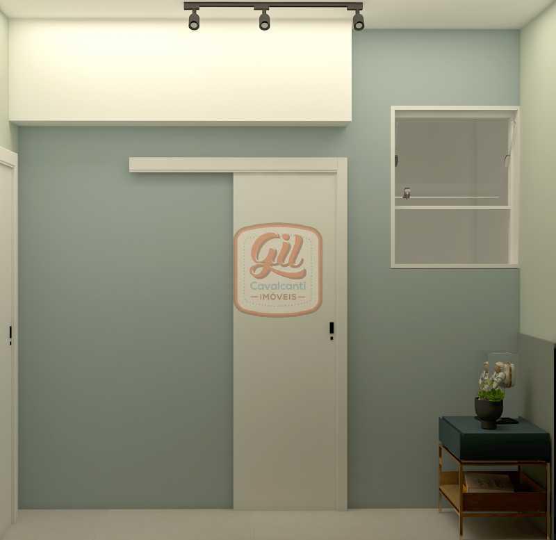 ap2172QUARTO DE SERV. 03 - Apartamento 2 quartos à venda Copacabana, Rio de Janeiro - R$ 849.000 - AP2172 - 12