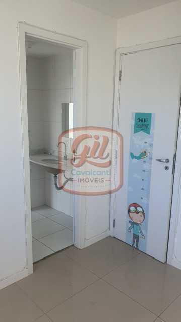 62290665-6524-4c79-88f9-94abc8 - Apartamento 3 quartos à venda Recreio dos Bandeirantes, Rio de Janeiro - R$ 540.000 - AP2180 - 24