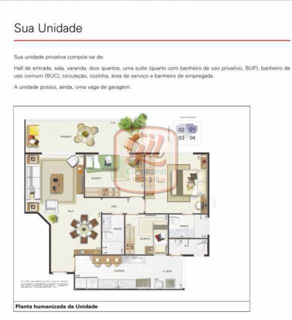 800e539c-5d9b-449f-b9bb-cc7d58 - Apartamento 3 quartos à venda Vila Valqueire, Rio de Janeiro - R$ 539.000 - AP2188 - 31