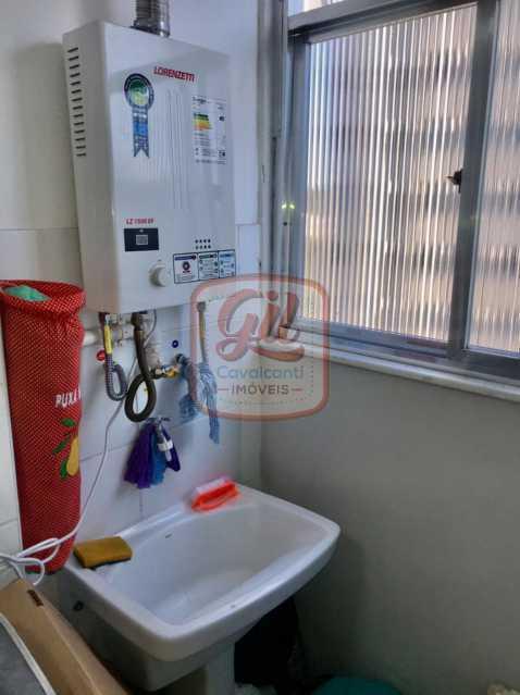 55bf9bb6-a3c4-4949-a740-89c306 - Apartamento 3 quartos à venda Curicica, Rio de Janeiro - R$ 300.000 - AP2190 - 6