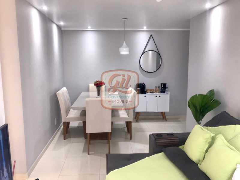 68c8dac2-2285-4442-a685-d06060 - Apartamento 3 quartos à venda Curicica, Rio de Janeiro - R$ 300.000 - AP2190 - 3