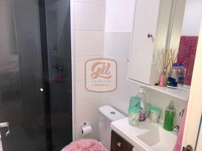 834f0f0a-df9d-4477-a152-89e1c8 - Apartamento 3 quartos à venda Curicica, Rio de Janeiro - R$ 300.000 - AP2190 - 12