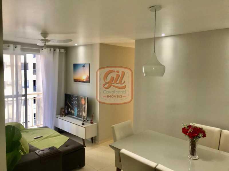 073660ab-175b-4308-96a0-74a093 - Apartamento 3 quartos à venda Curicica, Rio de Janeiro - R$ 300.000 - AP2190 - 1