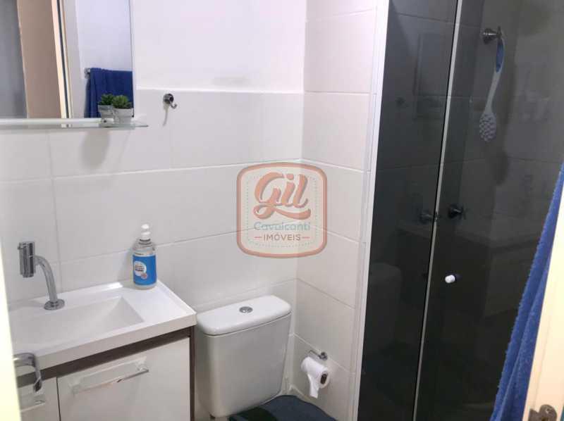 72671088-d1d4-4d5c-8fbd-bfaa04 - Apartamento 3 quartos à venda Curicica, Rio de Janeiro - R$ 300.000 - AP2190 - 8