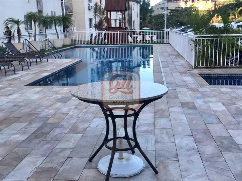 722e58fb-6218-4d3a-b295-343af6 - Apartamento 3 quartos à venda Curicica, Rio de Janeiro - R$ 300.000 - AP2190 - 22
