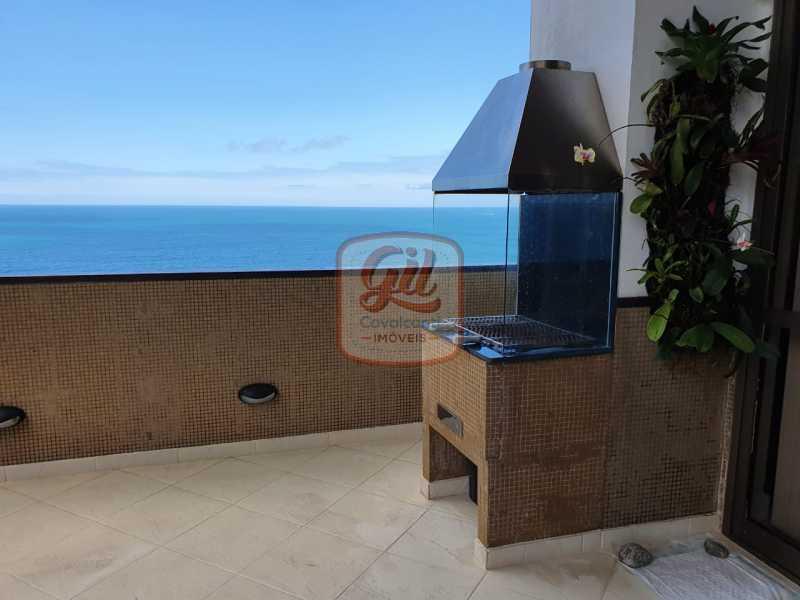4e2704f9-ec4e-44e6-b234-3824d4 - Apartamento 4 quartos à venda Barra da Tijuca, Rio de Janeiro - R$ 4.800.000 - AP2193 - 7