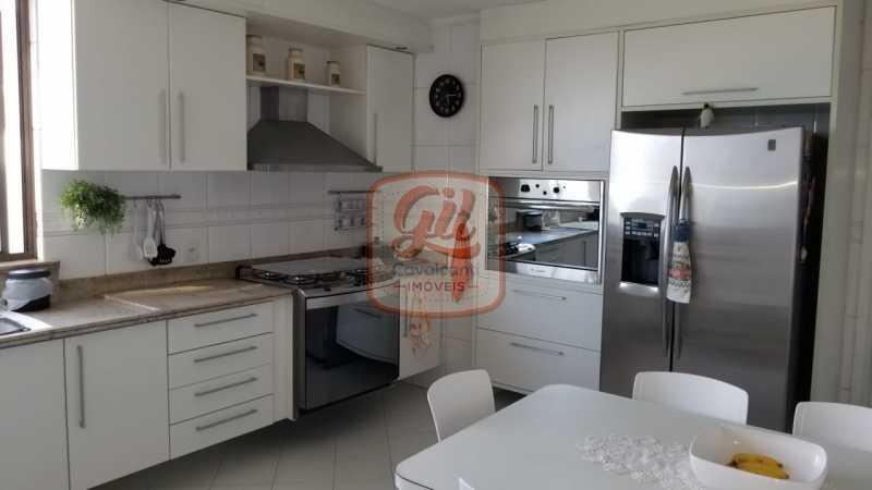 65cf2d45-1619-4ec4-99bc-7b4a24 - Apartamento 4 quartos à venda Barra da Tijuca, Rio de Janeiro - R$ 4.800.000 - AP2193 - 8