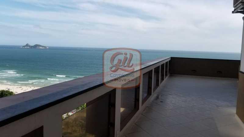 976e54c8-fe8f-4f59-8c40-009d7a - Apartamento 4 quartos à venda Barra da Tijuca, Rio de Janeiro - R$ 4.800.000 - AP2193 - 6
