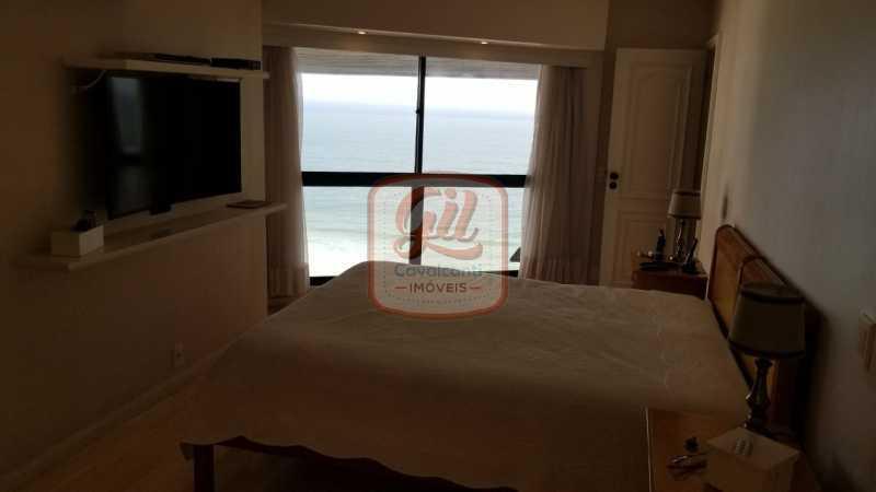 1805ac8c-684b-4889-a6da-bf7e9f - Apartamento 4 quartos à venda Barra da Tijuca, Rio de Janeiro - R$ 4.800.000 - AP2193 - 16