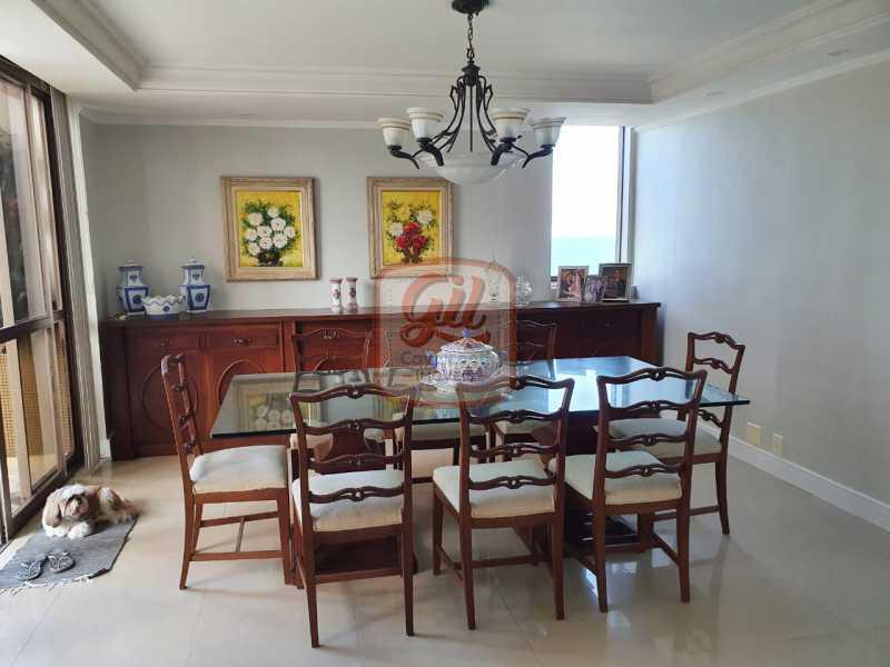 a2ffca2d-ad91-4a1f-870e-d9ef15 - Apartamento 4 quartos à venda Barra da Tijuca, Rio de Janeiro - R$ 4.800.000 - AP2193 - 4