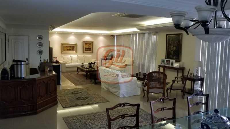 ae85a6b5-428a-41ff-88d5-2f45a3 - Apartamento 4 quartos à venda Barra da Tijuca, Rio de Janeiro - R$ 4.800.000 - AP2193 - 3
