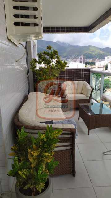 02bd975b-99c2-4d49-9743-a78d13 - Apartamento 4 quartos à venda Cachambi, Rio de Janeiro - R$ 870.000 - AP2194 - 1
