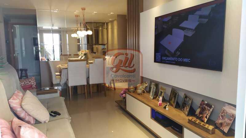 fc48a055-869b-4e58-b2bb-f0ca7f - Apartamento 4 quartos à venda Cachambi, Rio de Janeiro - R$ 870.000 - AP2194 - 3