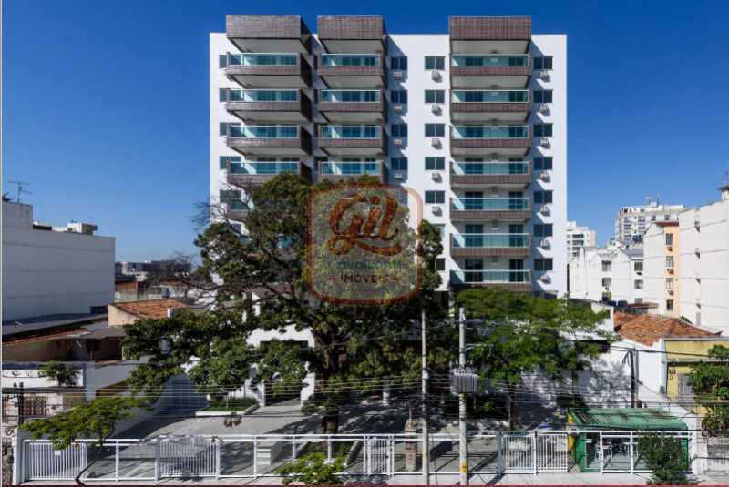 FACHADA - Apartamento 4 quartos à venda Cachambi, Rio de Janeiro - R$ 870.000 - AP2194 - 31