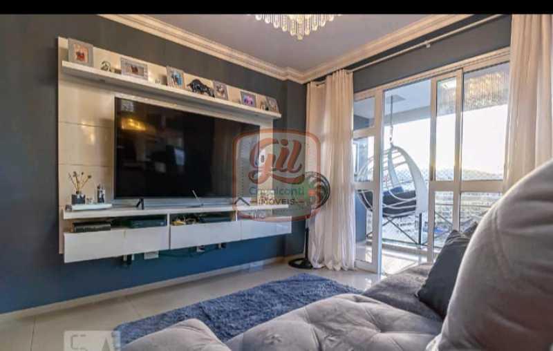 1e615ada-ddd3-4fca-8b96-5a8bc9 - Cobertura 4 quartos à venda Pechincha, Rio de Janeiro - R$ 745.000 - CB0251 - 3