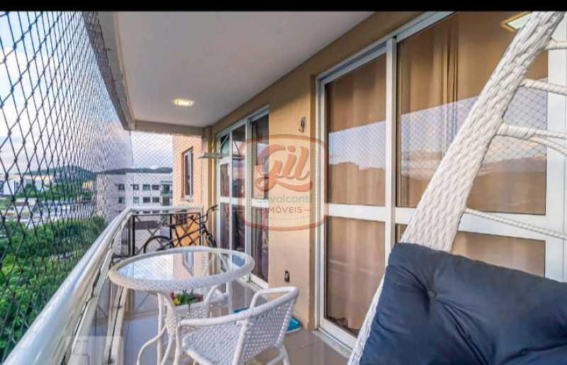 4e881c13-6f12-47fc-9818-fe57f3 - Cobertura 4 quartos à venda Pechincha, Rio de Janeiro - R$ 745.000 - CB0251 - 10